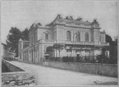 vergrössern: Lugano: Theater.